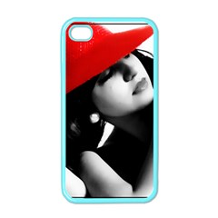 RED HAT Apple iPhone 4 Case (Color)