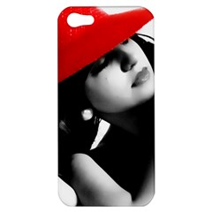 RED HAT Apple iPhone 5 Hardshell Case