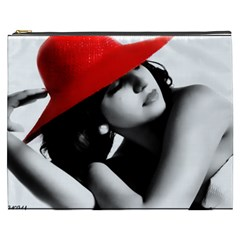 Red Hat Cosmetic Bag (xxxl)