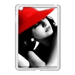 RED HAT Apple iPad Mini Case (White)
