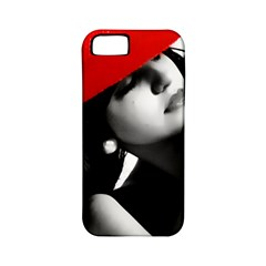RED HAT Apple iPhone 5 Classic Hardshell Case (PC+Silicone)