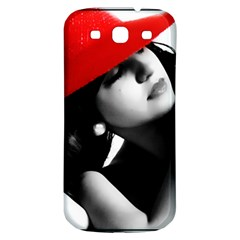 RED HAT Samsung Galaxy S3 S III Classic Hardshell Back Case