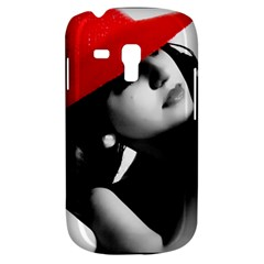 RED HAT Samsung Galaxy S3 MINI I8190 Hardshell Case