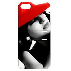 RED HAT Apple iPhone 5 Hardshell Case with Stand