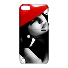 RED HAT Apple iPod Touch 5 Hardshell Case with Stand