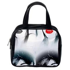 THE GIRL Classic Handbag (One Side)