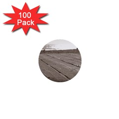 Laguna Beach Walk 1  Mini Button (100 pack)