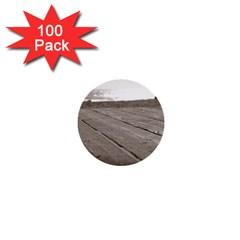 Laguna Beach Walk 1  Mini Button (100 Pack)