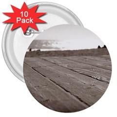 Laguna Beach Walk 3  Button (10 pack)