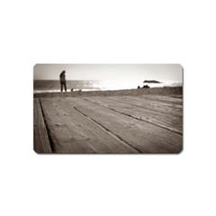 Laguna Beach Walk Magnet (Name Card)