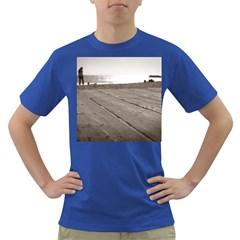 Laguna Beach Walk Mens' T-shirt (Colored)