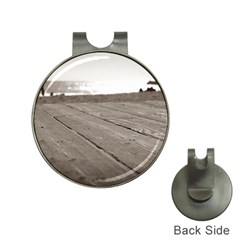 Laguna Beach Walk Hat Clip With Golf Ball Marker