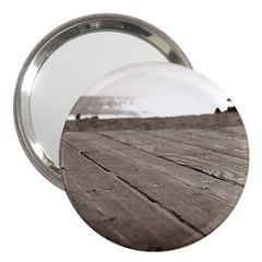 Laguna Beach Walk 3  Handbag Mirror