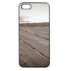 Laguna Beach Walk Apple iPhone 5 Seamless Case (Black)