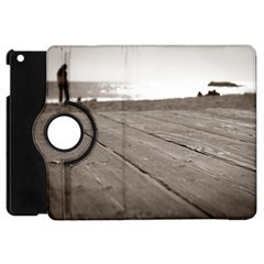 Laguna Beach Walk Apple iPad Mini Flip 360 Case