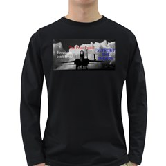 Freedom Isn t Free Mens' Long Sleeve T Shirt (dark Colored)