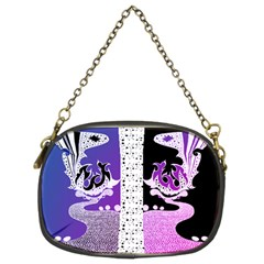 Pheonix Chain Purse (Two Side)