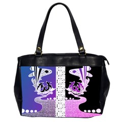 Pheonix Oversize Office Handbag (Two Sides)