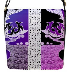 Pheonix Flap closure messenger bag (Small)