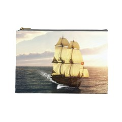 French Warship Cosmetic Bag (Large)