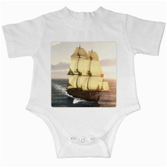 French Warship Infant Creeper