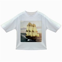 French Warship Baby T-shirt