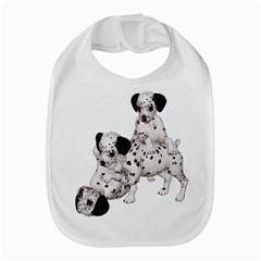 Dalmatian Puppies 1 Bib