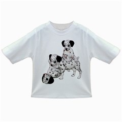 Dalmatian puppies 1 Baby T-shirt