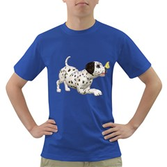Dalmatian puppies 2 Mens' T-shirt (Colored)