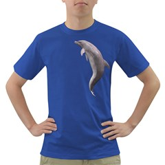 Dolphin 2 Mens' T-shirt (Colored)
