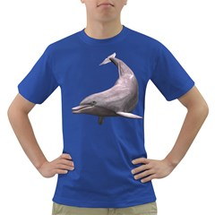 Dolphin 3 Mens' T-shirt (Colored)