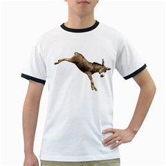 Donkey 1 Mens' Ringer T-shirt