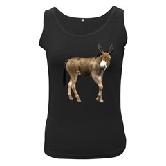 Donkey 2 Womens  Tank Top (black)