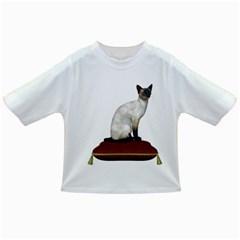 Cat 3 Baby T Shirt
