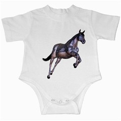 Metal Horse 1 Infant Creeper