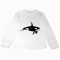Orca 1 Kids Long Sleeve T-Shirt