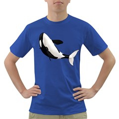 Orca Whale 2 Mens' T-shirt (Colored)