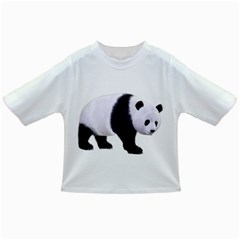 Panda Bear 2 Baby T Shirt