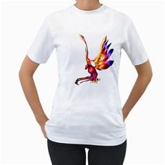 Phoenix 1 Womens  T Shirt (white)