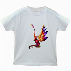 Phoenix 1 Kids' T-shirt (White)