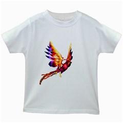 Phoenix 2 Kids' T-shirt (White)