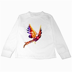 Phoenix 2 Kids Long Sleeve T-Shirt