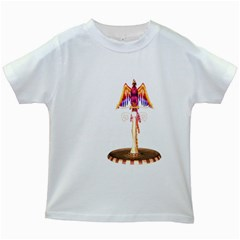 Phoenix 3 Kids' T-shirt (White)