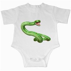 Green Snake Infant Creeper