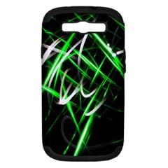 Illumination 1 Samsung Galaxy S III Hardshell Case (PC+Silicone)