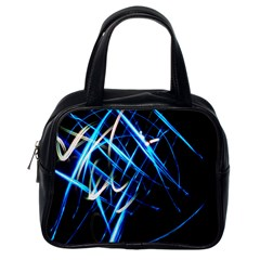 Illumination 2 Classic Handbag (one Side)