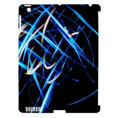 Illumination 2 Apple iPad 3/4 Hardshell Case (Compatible with Smart Cover)
