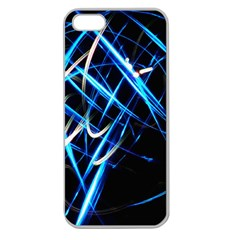 Illumination 2 Apple Seamless Iphone 5 Case (clear)