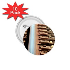 Train Track 1 75  Button (10 Pack)