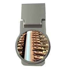 Train Track Money Clip (Round)